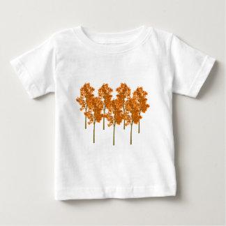Cieux en baisse t-shirt pour bébé