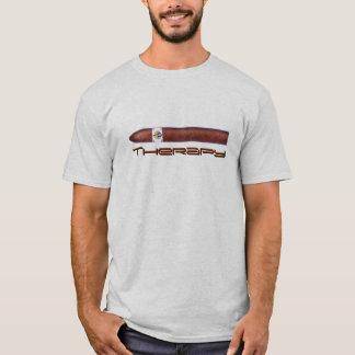Cigare comme thérapie t-shirt