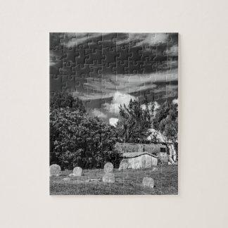Cimetière-BermudaBW Puzzle