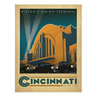 Cincinnati, OH Carte Postale