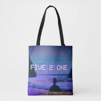 CINQ : 2 : UN <3 le butin de sac des années 80