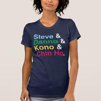 Cinq et oh - la chemise de Ladie adapté T-shirt