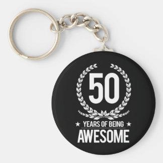 cinquantième Anniversaire (50 ans d'être Porte-clés