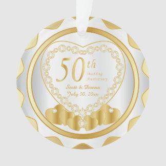 cinquantième Anniversaire de mariage d'or 2