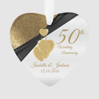 cinquantième Conception de souvenir d'anniversaire