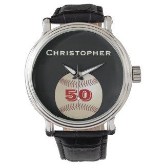 cinquantième Montre-bracelet d'anniversaire, Montres Bracelet