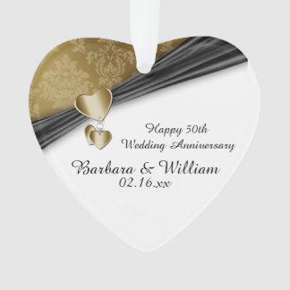 cinquantième Souvenir d'anniversaire de mariage