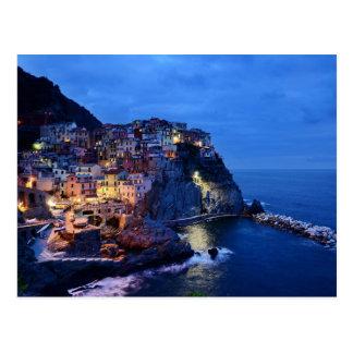 Cinque Terre, Italie Carte Postale
