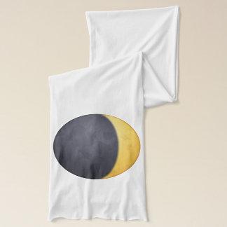 Cirant le croissant de lune - Emoji Écharpe