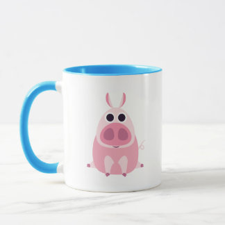 Circonspect le porc tasse