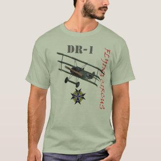 Cirque de vol t-shirt