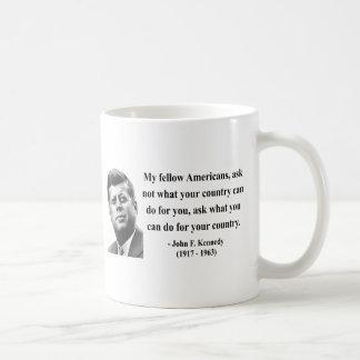 Citation 3b de JFK Mug
