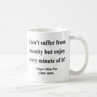 Citation 6a d'Edgar Allen Poe Mug