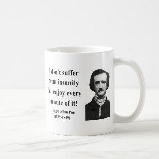 Citation 6b d'Edgar Allen Poe Mug