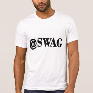 citation à la mode drôle du @SWAG/SWAGG, la pièce T-shirt