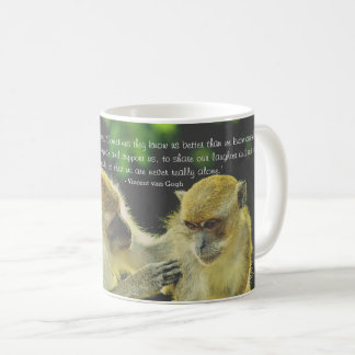 Citation d'amitié par Vincent van Gogh Mug