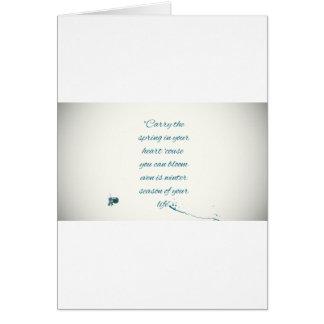 citation d'auteurs carte de vœux
