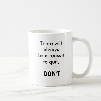 citation de motivation, tasse de café