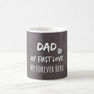 Citation de papa et de fille : Première passion, Mug