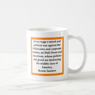Citation de ponceuses de Bernie Mug