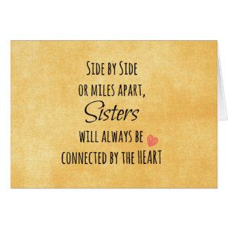 Citation de soeur cartes