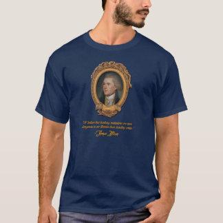 Citation de Thomas Jefferson T-shirt