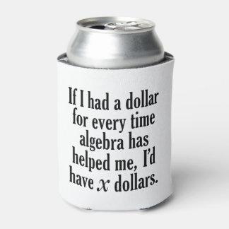 Citation drôle de maths/algèbre - j'aurais des rafraichisseur de cannettes