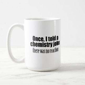 Citation drôle de professeur de chimie - aucune mug