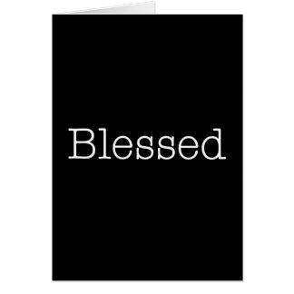Citation inspirée bénie de foi de citations cartes de vœux