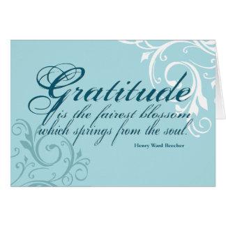 Citation www.sobercards.com de gratitude cartes
