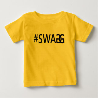 Citations à la mode drôles du #SWAG/SWAGG, la T-shirts