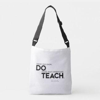 CITATIONS : Aristote : Sachez, font, enseigner Sac