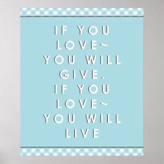 citations de motivation poster