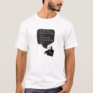 [citations de motivation] Winston Churchill T-shirt