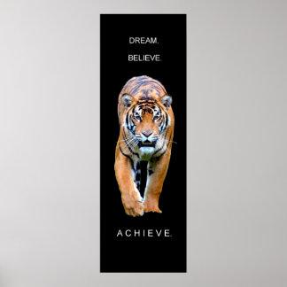 citations inspirées de motivation poster