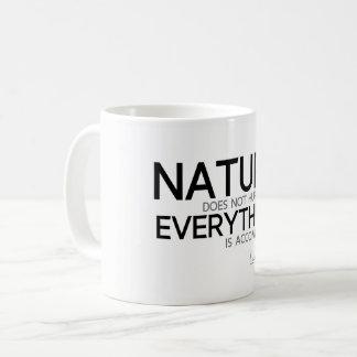 CITATIONS : Le Laotien Tzu : Nature, accomplie Mug