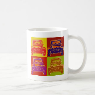 Citroen 2CV 1 Tasses À Café