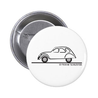 Citroen 2CV Badges