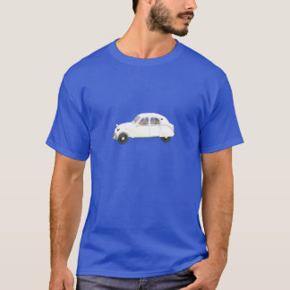 Citroen blanc 2CV T-shirt