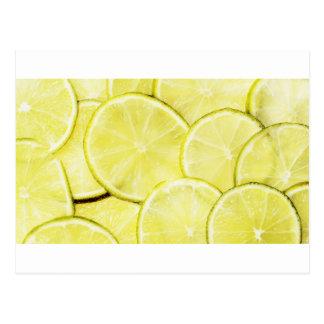Citron 2 carte postale