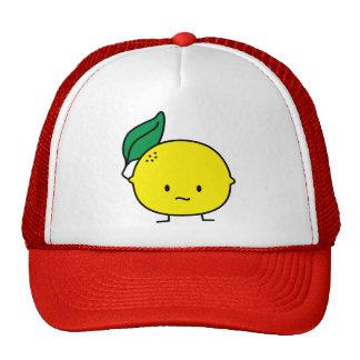 Citron aigre casquettes de camionneur