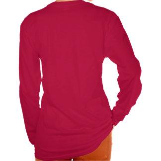 Citrouille de Halloween en rouge T-shirt