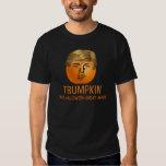 Citrouille drôle de Halloween Trumpkin d'atout T-shirts