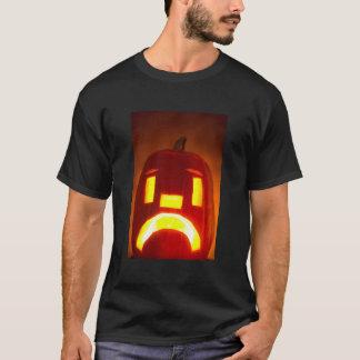 Citrouille triste t-shirt