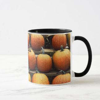 Citrouilles de chute mug