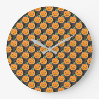 Citrouilles Grande Horloge Ronde