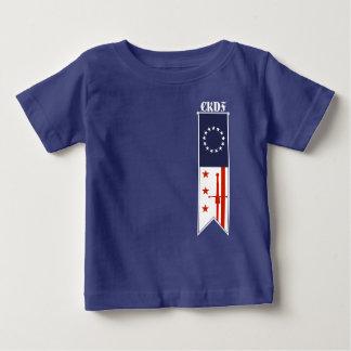 CKDF peu de T-shirt de bébé de Fechter