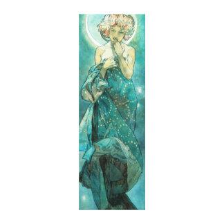 Clair de lune Clair De Lune Art Nouveau d'Alphonse Toiles