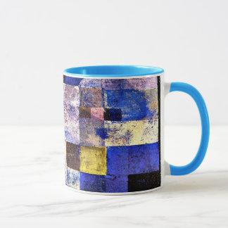 Clair de lune de Klee-, peinture de Paul Klee Tasses