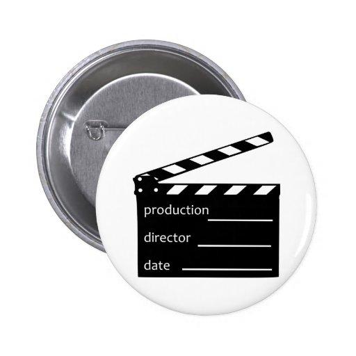 Clapet de film pin's